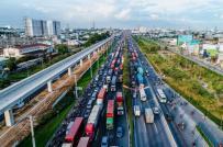 Tp.HCM sẽ có 6 dự án giao thông gần 30.000 tỷ đồng được đưa vào khai thác trong năm 2018
