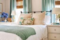 Phòng ngủ nhỏ vẫn đẹp ấn tượng với ý tưởng trang trí sáng tạo