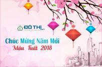 Dothi.net thông báo lịch nghỉ Tết Âm lịch Mậu Tuất 2018