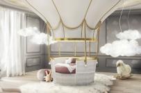 Gợi ý trang trí phòng bé siêu dễ thương đón năm mới