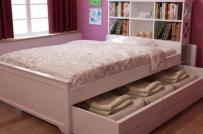 5 kiểu tủ áo đa năng giúp phòng ngủ nhỏ thêm tiện nghi