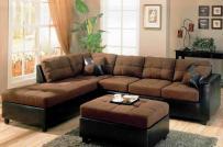 Không gian ấm áp và yên bình với nội thất màu nâu