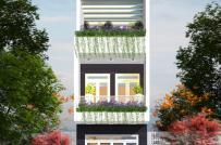 Tư vấn xây nhà 3 tầng đầy đủ tiện nghi ở Sài Gòn, kinh phí 850 triệu