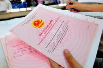 Doanh nghiệp liều lĩnh sửa sổ đỏ để được cấp giấy phép xây dựng trên đất cấm