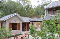Nhà vườn hoài cổ đẹp dung dị giữa núi đồi Bắc Ninh