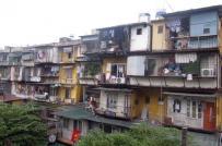 Vẫn có quá ít chung cư cũ được cải tạo, xây lại