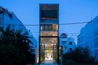 Kiến trúc mới trong ngôi nhà ống ở Sài Gòn