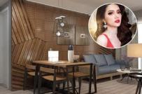 Vẻ đẹp sang trọng bên trong căn hộ cao cấp của Hương Giang Idol