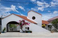 """Nhà quê ở Nha Trang đẹp như tranh vẽ, """"sang, xịn, mịn"""" không kém khu nghỉ dưỡng"""
