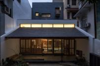 Báo ngoại ấn tượng với ngôi nhà mang nét kiến trúc cổ Bắc Bộ
