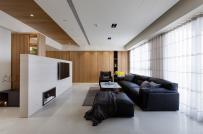 Thiết kế căn hộ hoàn hảo cho gia đình hai thế hệ