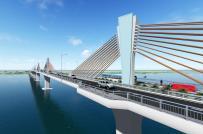Kiến nghị vay ODA xây cầu Đại Ngãi nối Sóc Trăng - Trà Vinh