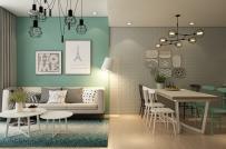 Tranh chữ tạo nét cá tính cho căn hộ
