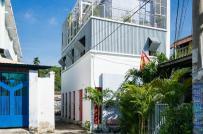 Mãn nhãn ngôi nhà 50m2 trong ngõ nhỏ Sài Gòn