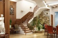 Vị trí và thiết kế cầu thang hợp phong thủy đem vận may vào nhà
