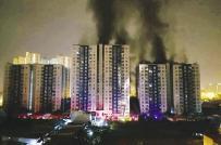Khởi tố hình sự vụ cháy chung cư Carina Plaza