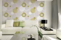 Mách bạn cách chọn giấy dán tường cho các phòng chức năng trong nhà