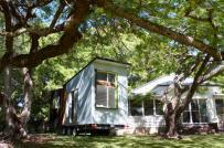 Ngôi nhà di động có thể mở rộng tùy theo nhu cầu