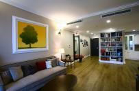 Nét cổ điển và hiện đại hài hòa trong căn hộ 171m2