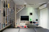 Căn hộ nhỏ gây ấn tượng với 4 món đồ nội thất đa năng