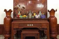 Tuổi Canh Tuất đặt bàn thờ hướng nào để mang vượng khí vào nhà?