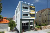 Thiết kế nhà phố 3 tầng 2 mặt tiền đẹp tại Hà Nội