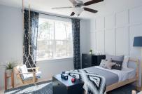 Những ý tưởng thiết kế phòng ngủ cho bé đẹp hoàn hảo