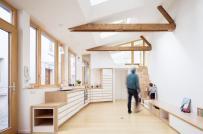 Nhà cấp 4 thoáng đẹp, tiện nghi hơn sau cải tạo nội thất