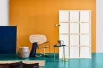 8 ý tưởng phối màu nội thất đáng thử trong năm 2018