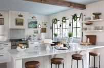 5 bí quyết giúp gian bếp nhỏ thêm ngăn nắp và tiện dụng hơn