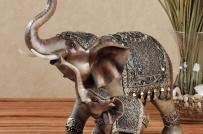 Cách đặt tượng voi chuẩn theo phong thủy
