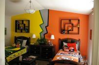 Tuyệt chiêu thiết kế phòng ngủ chung khiến các bé thích mê