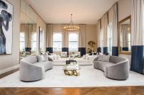Khám phá nội thất bên trong căn hộ trị giá 21 triệu USD ở Mỹ