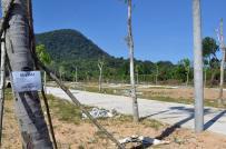 Tạm dừng chuyển đổi đất phân lô, tách thửa tại Phú Quốc