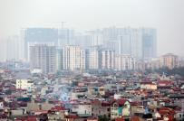 Thị trường chung cư tại Hà Nội gặp nhiều khó khăn