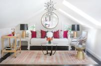 Không gian sống đẹp dịu dàng và lãng mạn với gam màu pastel