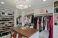 Mê mẩn trước những tủ quần áo không chỉ đẹp mà còn nhiều tiện ích