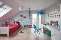 Thiết kế phòng ngủ cho bé theo phong cách nội thất Bắc Âu
