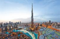 """Cuộc """"lột xác"""" ngoạn mục từ làng chài thành kinh đô bất động sản thế giới của Dubai"""