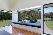 Những ý tưởng biến bậu cửa sổ thành bàn làm việc, góc thư giãn