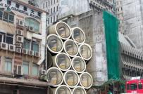 Nhà ống cống độc đáo - Giải pháp nhà ở cho người nghèo ở Hong Kong