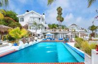 Biệt thự tuyệt đẹp của Hoàng tử Harry và Meghan Markle ở Malibu