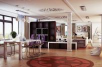 Điểm danh những phong cách thiết kế nội thất nổi bật trong năm 2018