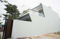 Kiến trúc bậc thang độc đáo của ngôi nhà ống ở Đà Nẵng