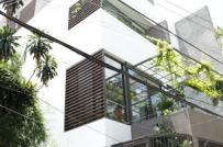 Nhà phố Sài Gòn đẹp lộng lẫy sau cải tạo