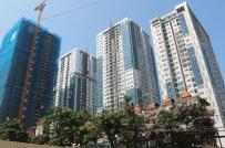 Các ngân hàng bắt đầu tăng lãi suất tín dụng địa ốc