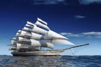 Tranh thuận buồm xuôi gió: Treo sao cho đúng phong thủy?