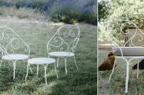 Tham khảo những mẫu bàn ghế cổ điển cho ngôi nhà thêm phần lãng mạn