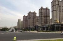 """64 triệu căn hộ tại các """"thành phố ma"""" của Trung Quốc vắng bóng người ở"""