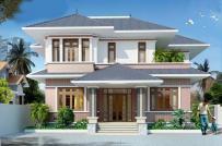 Những mẫu nhà 2 tầng mái Thái được đánh giá cao về mặt thẩm mỹ
